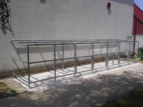 Aluminiumkonstruktionen